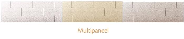 steenstrips multipaneel
