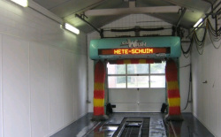 wandpanelen wasstraat