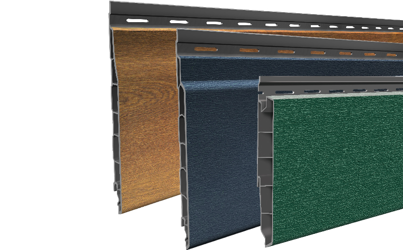 Vinyplus Upvc Cladding 21 Colours 3 Models With