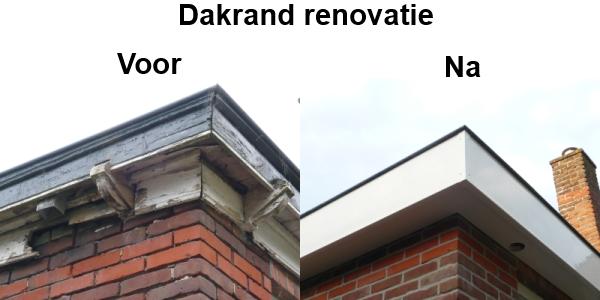 dakrand renovatie