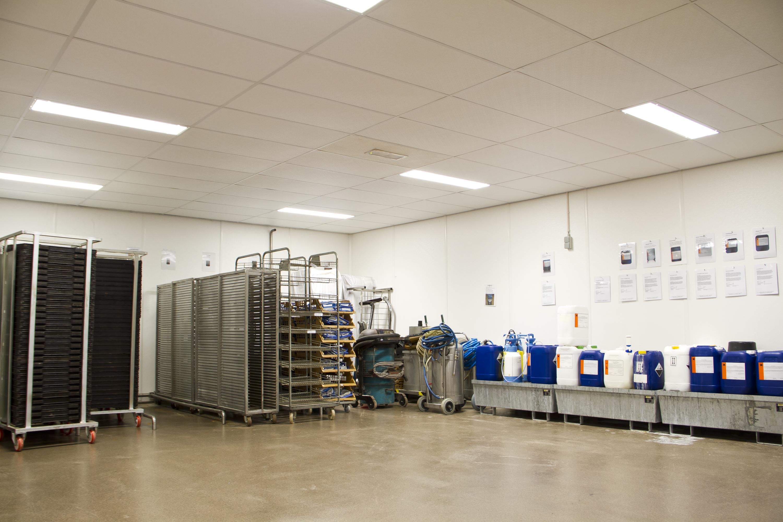Wonderboard toegepast in bakkerij - HACCP bakkerij - Milin ...