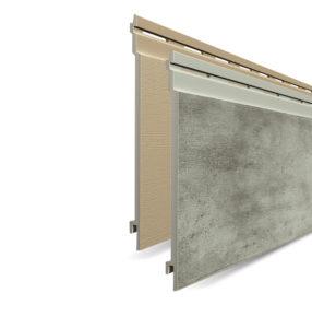 betonlook gevelbekleding