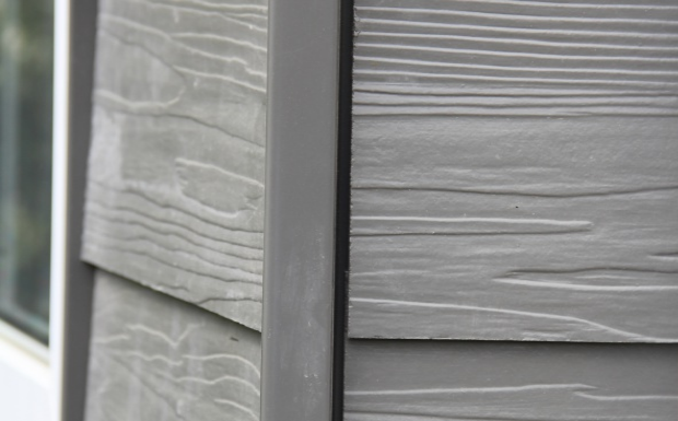 Wood Look Fiber Cement Siding Clading For Your Vacation Home