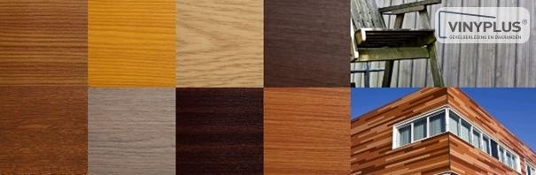 Vinyplus houtstructuren