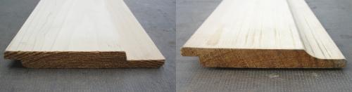 soorten hout modellen