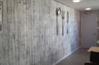 decorative wall panels project