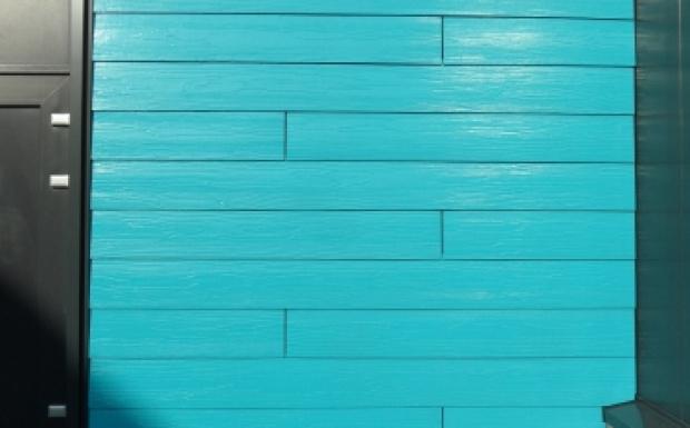 Dutchplank groen blauw Milin