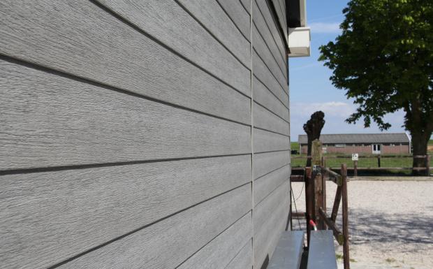 woodlook cladding